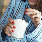 Our milkshakes are made of Norwegian super premium ice cream.