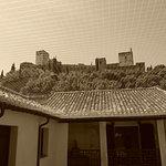 La Alhambra una vista distinta a la habitual