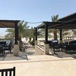 Marjan Bar & Restaurant- Adjacent to the pool
