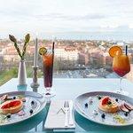 Panoramic restaurant XII (12th floor)