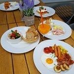 Our Breakfast served between 09:00-11:30