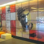 Wall in Reception