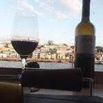vinho e petisco