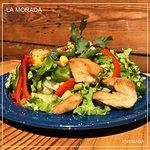 Salade fajitas poulet entrée