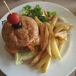 AWESOME beef burger