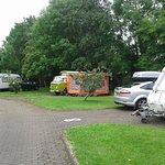 Touring Caravan site