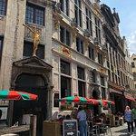Hard Rock Cafe Brussels.