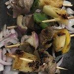 Grilled Kudu