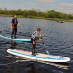 Stand Up Paddle Board Session