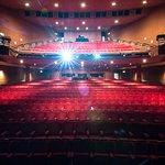 Auditorium at Churchill Theatre Bromley