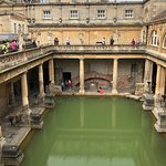 罗马浴场照片