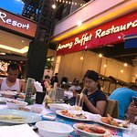 Aonang Buffet Photo