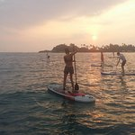 And they're off - Sunset Session - Unawatuna Bay