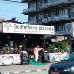 Photo de Godfather's Pizzeria
