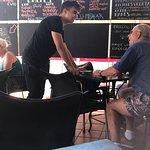 Foto de Heladeria Blu Cafeteria