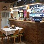 Exteriér restaurace - bar