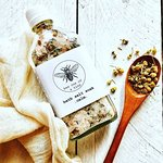Soak yourself in these gorgeous bath salts