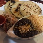 Pupusas leave a lot to be desired.