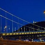 Szechenyi Chain Bridge – fotografija