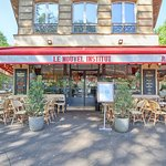 Angle du boulevard Saint Germain et ru des Fossés Saint Bernard Paris 5ème