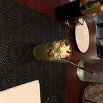 きゅうりのムース。ワインに合います。