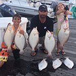 Fluke Fishing Highlands NJ