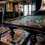 Pool games at Odessa's number one sports bar!