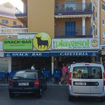 Pizzeria Playasolの写真