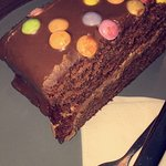 Our deliciousf chocolate cake