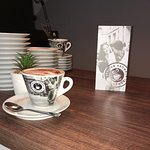 All our coffee is drum roasted in Scotland and 100% arabica