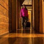 Disfruta de la madera y lo natural en nuestra hostal