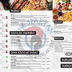Фотография The Spartan - Burger and Souvlaki Bar