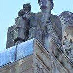 Sculpture en corniche