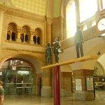 Intérieur hall d'entrée