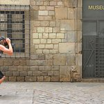 Photo Walking Tours Barcelona, looking for the perfect picture