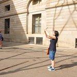Photo Walking Tours Barcelona, sun and photos
