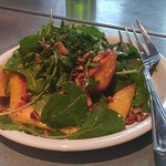 GA Peach salad