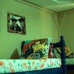 Quarto cinema: Compartilhado 8 camas