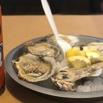Oysters and Natty