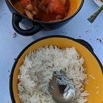 Lebanese Meze - vegetable stew