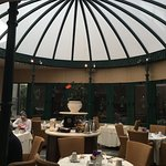 Domed dining room