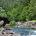 Blue Sky Whitewater Rafting Photo