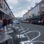 The streets of Kenmare