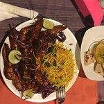 Photo of Bentota Rock Beach Restaurant