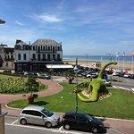Suite junior terrasse et vue sur la mer