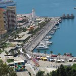 Vista de Málaga!