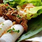 Banh Hoi Chay - Vegan Banh Hoi