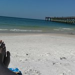 Mexico Beach Public Pier照片