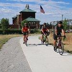 Explore the hike/bike trail.
