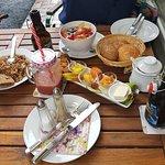 Frühstück ist hier zu empfehlen :)
